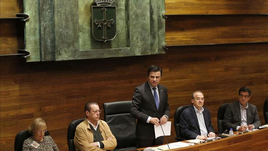 El Parlamento asturiano pide a Industria medidas que salven a Alcoa-Avilés