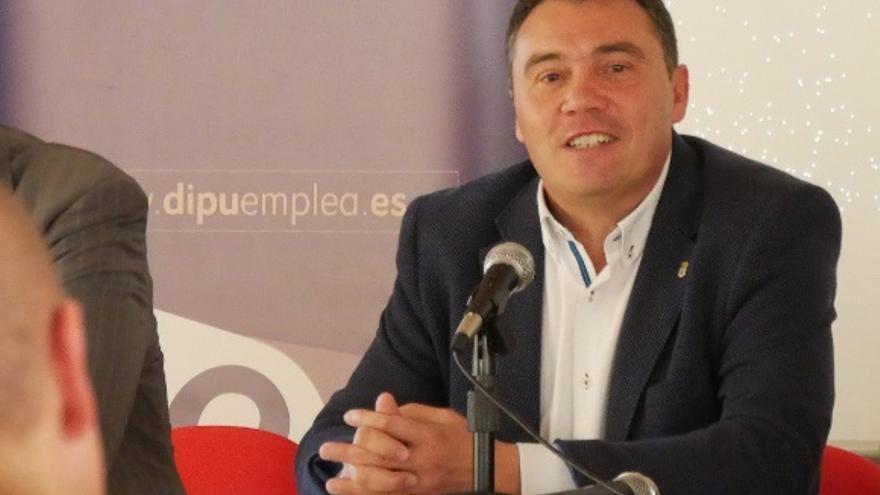 Juan Pedro Sánchez, presidente de la AMAC