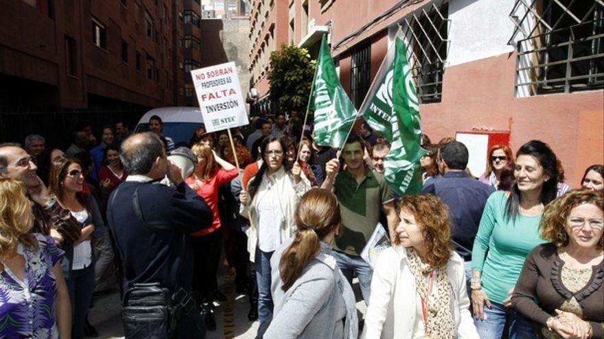 De la protesta ante Educación #5