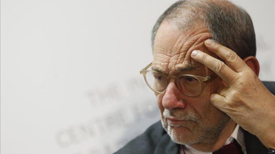 """Javier Solana avisa de que """"no es la mejor idea"""" desplegar tropas en Siria"""