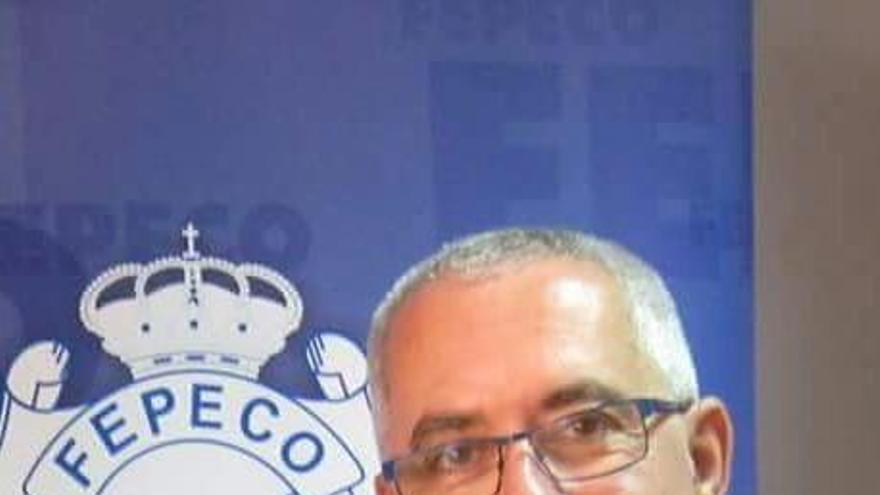 Oscar Izquierdo, presidente de la Federación Provincial de Entidades de la Construcción (Fepeco),