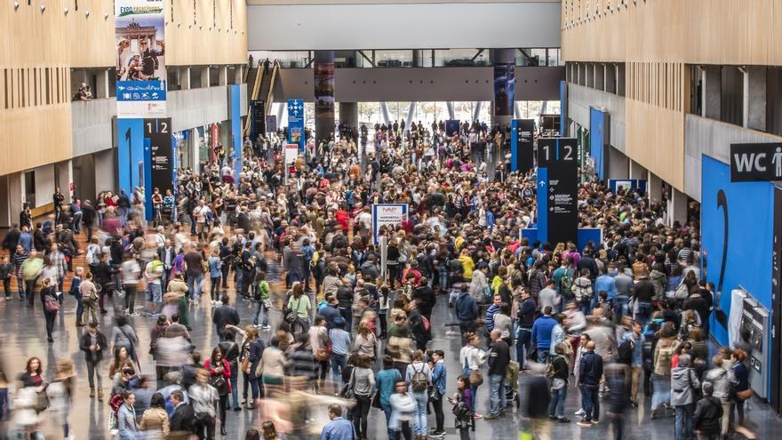 Expovacaciones, Welcome, FVO y Podemos congregan a más de 100.000 personas el pasado fin de semana en el BEC