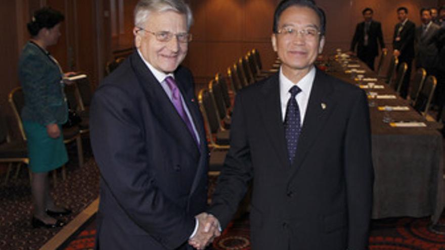 Primer ministro chino, Wen Jiabao