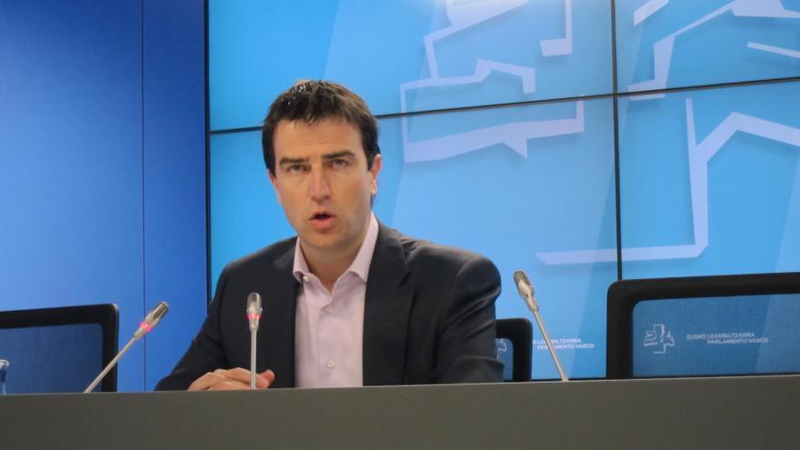 """UPyD denuncia la """"permisividad"""" de la presidenta del Parlamento vasco con EH Bildu"""