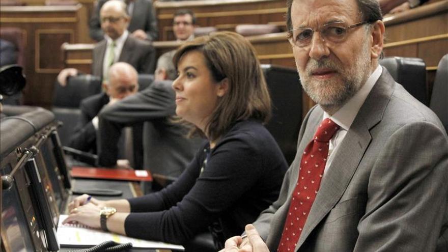 Desahucios y ley de transparencia, ejes de la sesión de control del Congreso