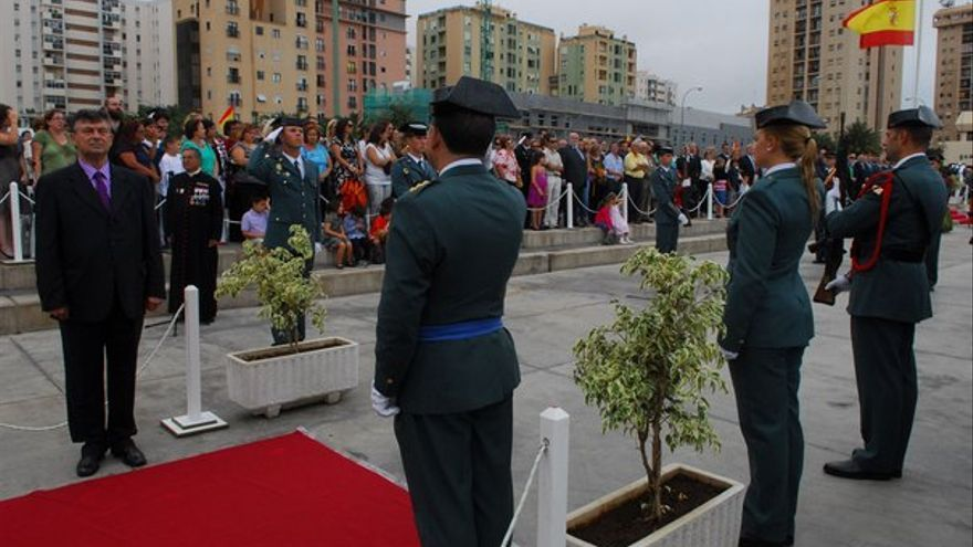 De los actos en honor a la patrona de la Guardia Civil en Gran Canaria #1