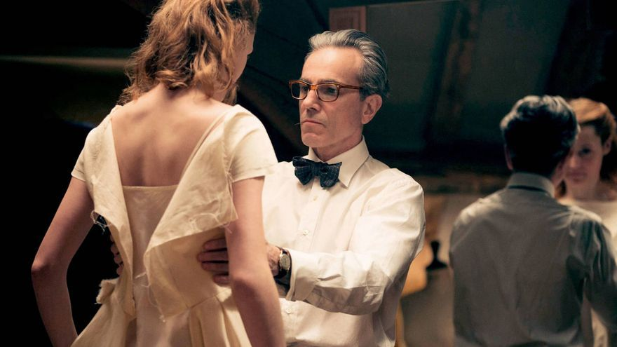 Fotograma del filme 'El hilo invisible'