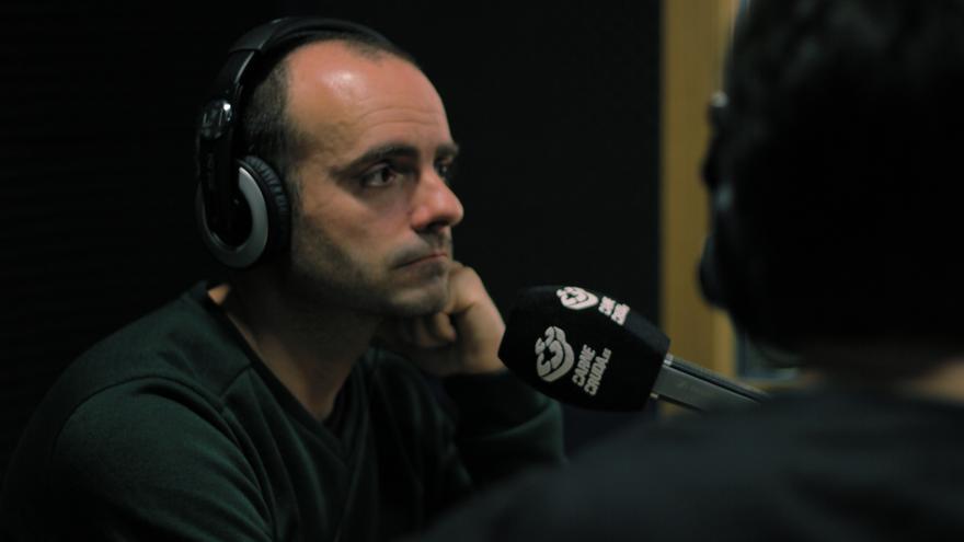 Javier de Rivera en Carne Cruda.JPG