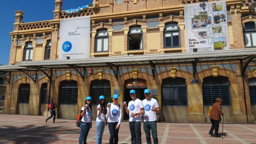 Emuasa pertenece al 49% a Aguas de Barcelona.