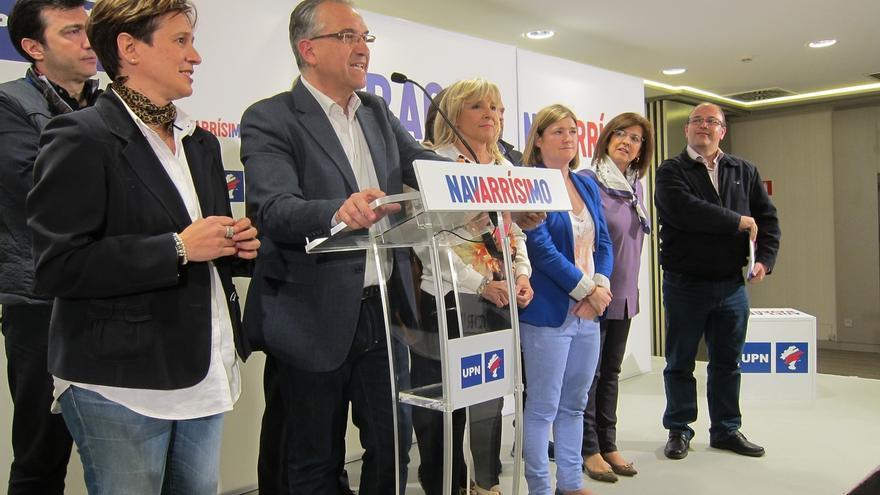 """Maya pide que """"se respete lo que han querido los pamploneses y dejen gobernar a UPN en Pamplona"""""""