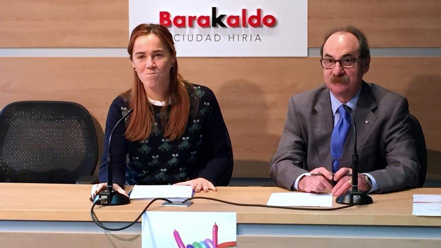El Rastrillo Infantil Solidario de Barakaldo destinará su recaudación a Cruz Roja para ayudar a los refugiados
