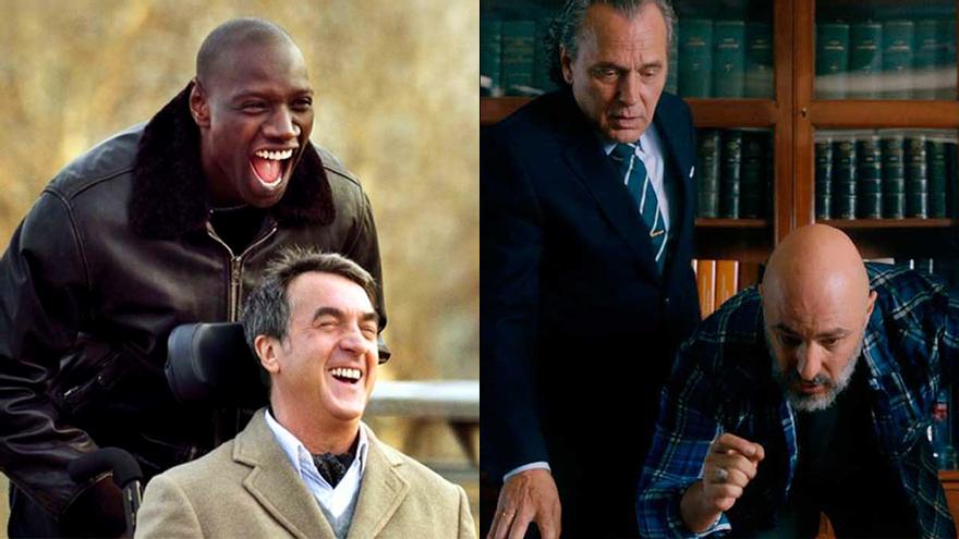 'Intocable' y 'Es por tu bien', duelo de comedias de éxito para aplacar la vuelta de 'Cuéntame'