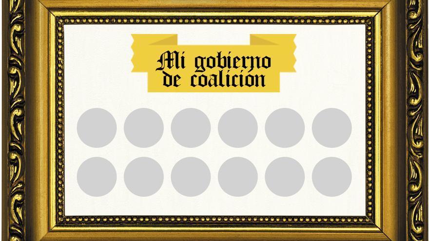 Orla del gobierno de coalición
