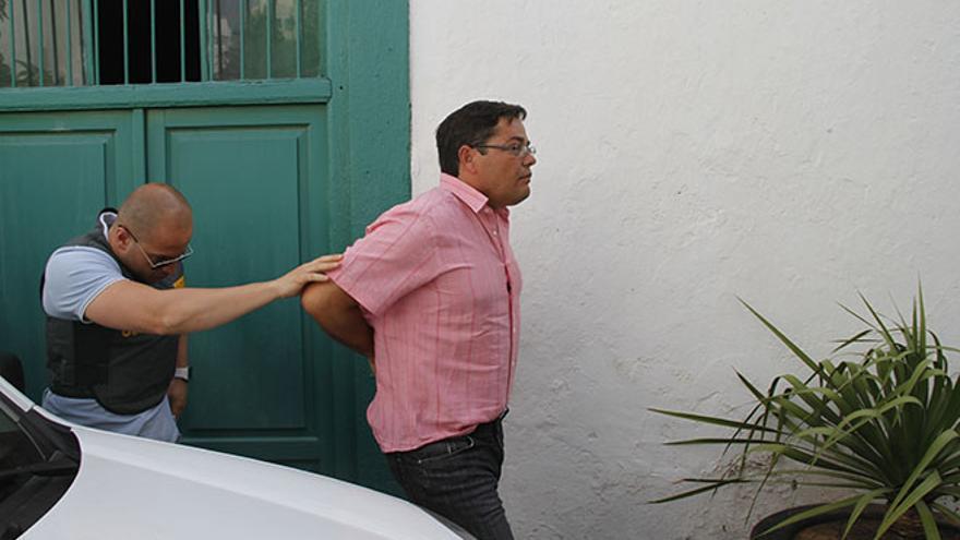 Antonio Machín, exconcejal de Arrecife