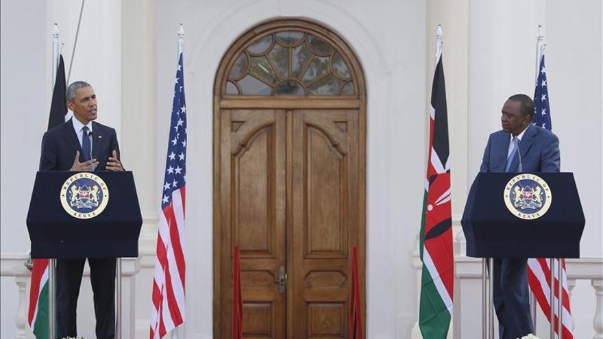 El presidente de Kenia: de supuesto criminal a anfitrión de grandes líderes