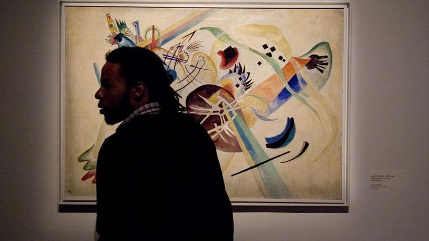 El Museo Ruso de Málaga acogerá una exposición de Kandinski en 2017