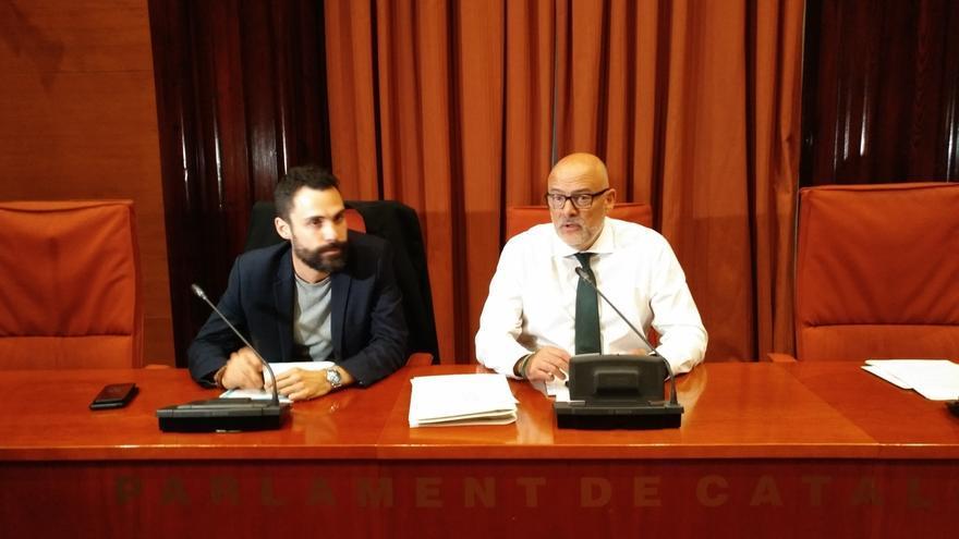 JxSí defiende no censurar la campaña de carteles con Franco y Cs, PSC y SíQueEsPot la critica