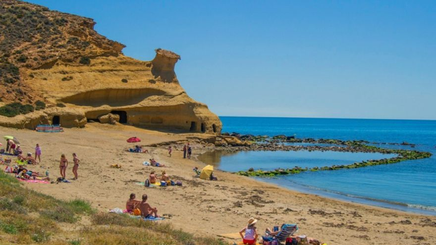 Playa de los Cocedores | Pulpituristico.es