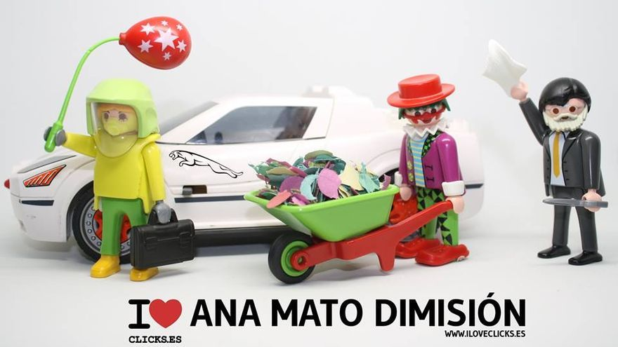 I love Ana Mato dimisión