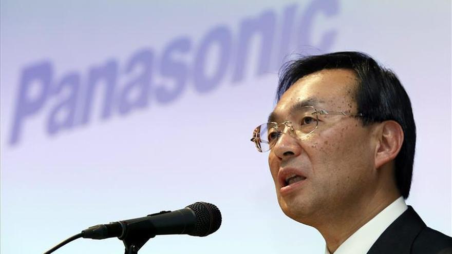 El presidente de Panasonic apunta a los mercados foráneos
