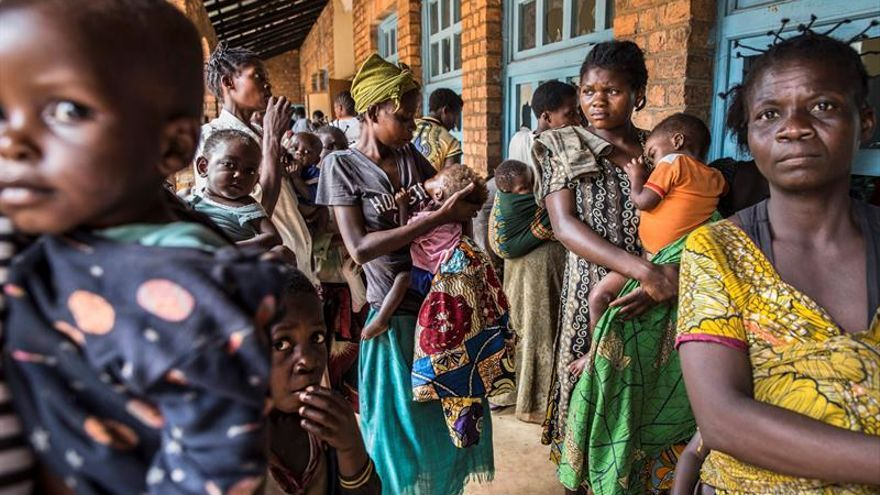 El brote de cólera en la R.D. del Congo es uno de los más graves de los últimos años, según MSF