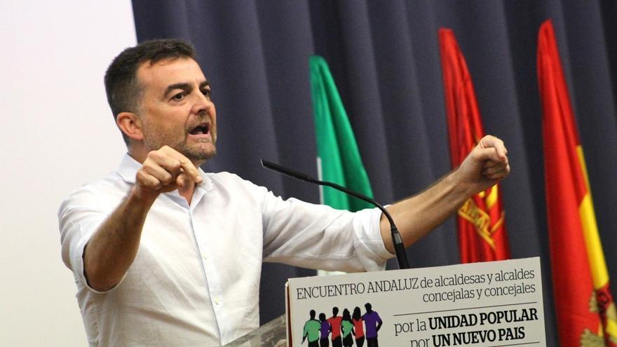 """Maíllo: """"O hay unidad popular o hay bipartidismo"""""""