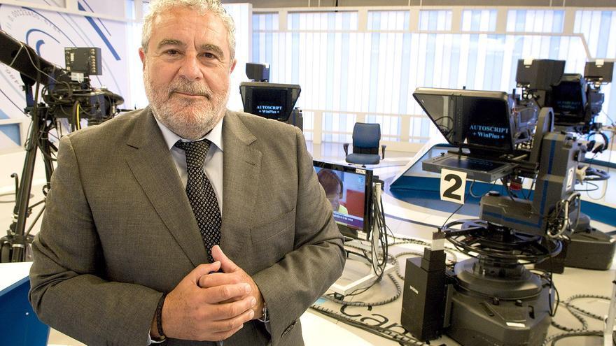 Joaquín Durán, Subdirector General de RTVA y Director de Canal Sur Radio y Televisión