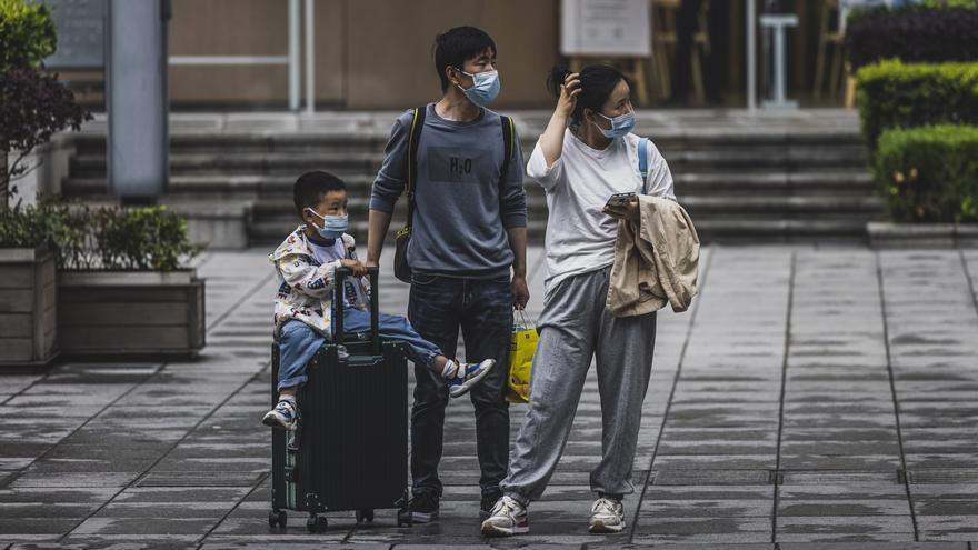 China suma otros cinco nuevos casos locales en dos provincias distintas