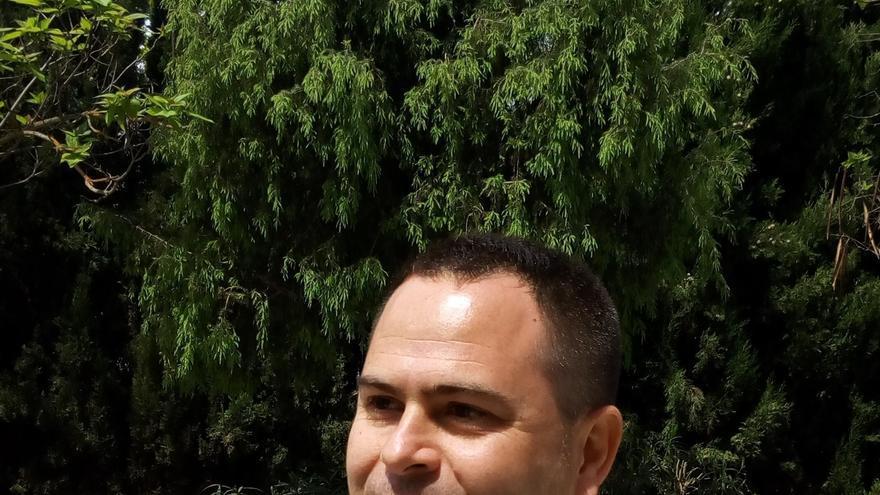 El diputado de Podemos David Llorente