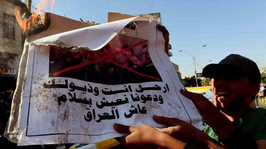Los partidos iraquíes acuerdan retirar la confianza si no hay cambios ministeriales