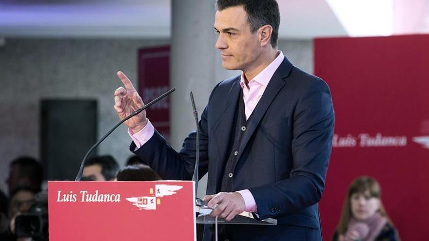 Sánchez percibirá 82.978 euros, la mitad que el presidente del Constitucional