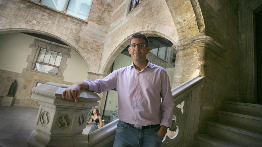 Jorge Rodríguez, el presidente de la Diputación de Valencia,