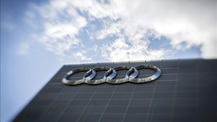 Audi demanda a Volkswagen por vía penal por la manipulación de gases nocivos