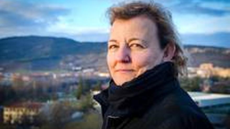Marga Agudo, una voz crítica en la dirección de Podemos Navarra