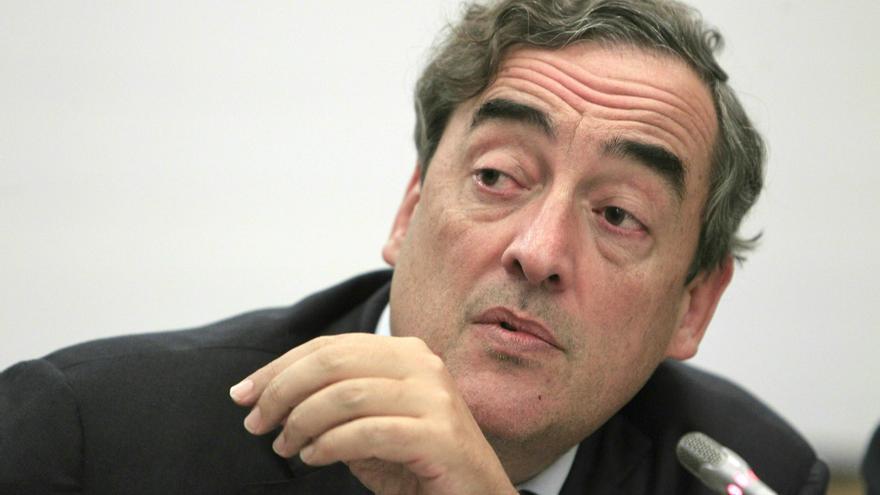 Rosell dice que la secesión de Cataluña sería una barbaridad para empresarios