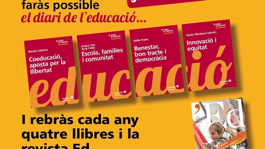 Campanya de llibres d'El Diari de l'Educació