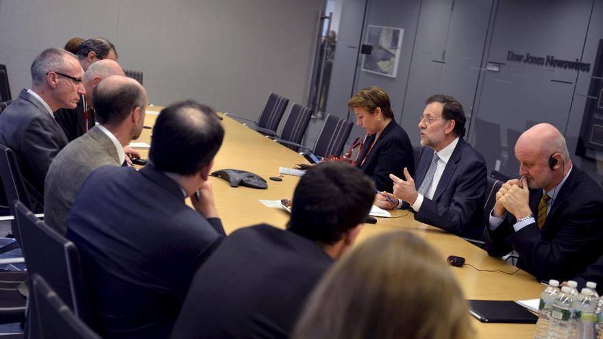 Rajoy le dice al WSJ que el Gobierno limitará las jubilaciones anticipadas