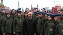Putin destaca que la cohesión social es la clave del desarrollo de Rusia