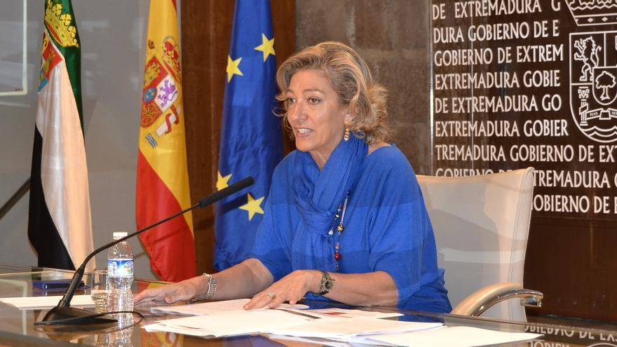 Cristina Herrera, nueva delegada del Gobierno en Extremadura / GobEx