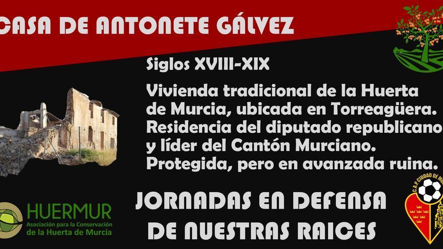 Huermur y CAP Ciudad de Murcia se unen para proteger el patrimonio de Murcia