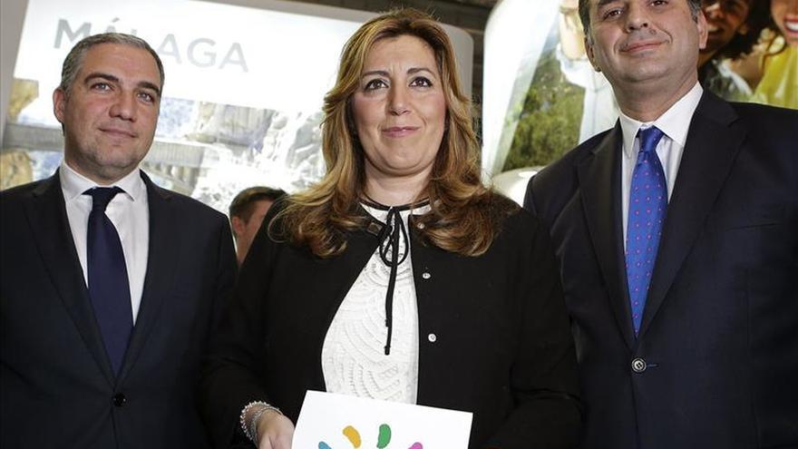 Susana Díaz: En el PSOE salimos a ganar porque somos la alternativa