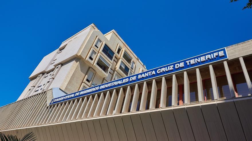 Sede del Colegio Oficial de Ingenieros Industriales en Santa Cruz