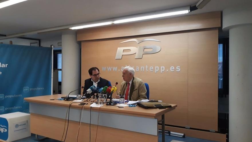 Margallo cree que Rajoy prorrogará los PGE si no logra apoyos, aunque no descarta que los apoye el PNV