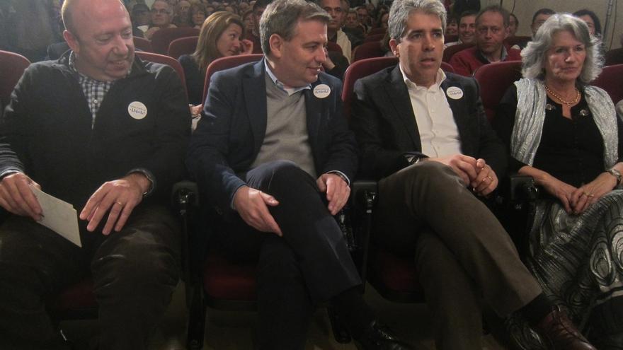 """Homs (DL) afirma que Cataluña sería """"pobre y pelada"""" si la CUP fuera mayoritaria"""