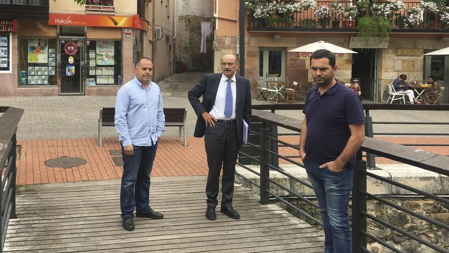 Mazón analiza con el nuevo alcalde las infraestructuras y mejoras que necesita el municipio