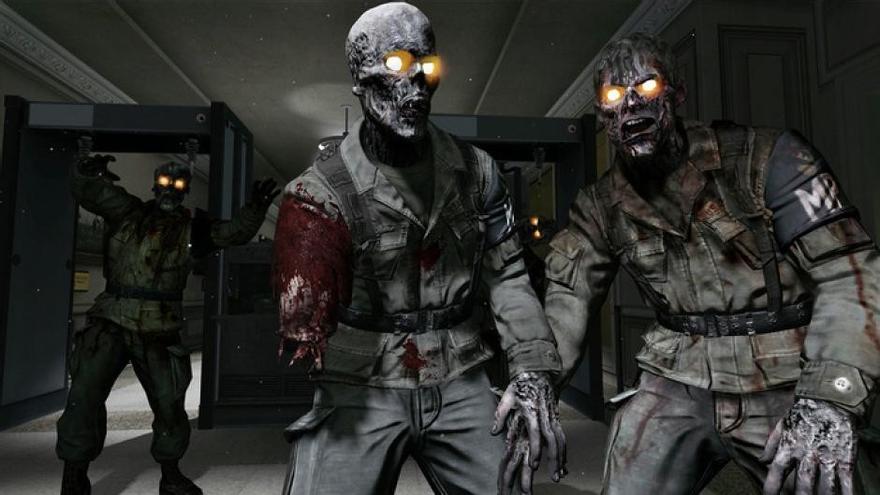 Zombies CoD