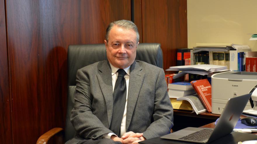 Antonio Salas, magistrado del Tribunal Supremo.