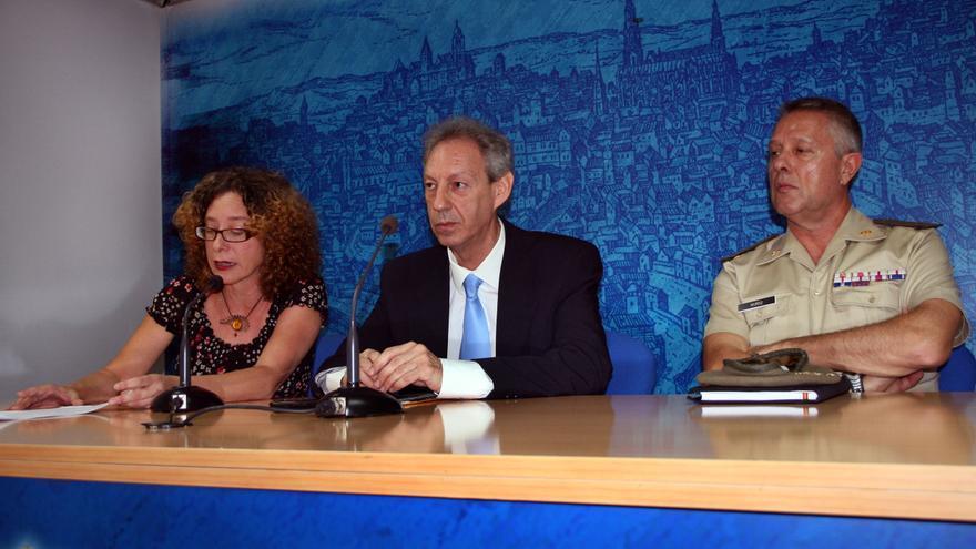 Presentación del Festival de Poesía Voix Vives en Toledo / Foto: Ayuntamiento