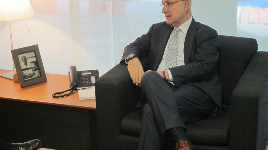 El líder de UDC, Josep Antoni Duran Lleida / EFE