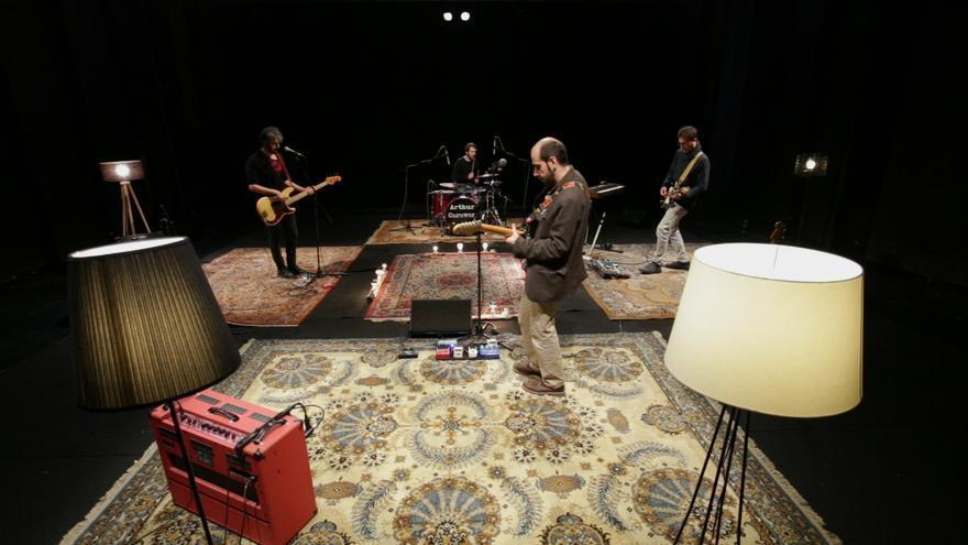 La banda valenciana Arthur Caravan